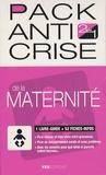 Barbara Covo - Pack anti crise 2 en 1 de la maternité - 1 livre guide + 52 fiches-infos.