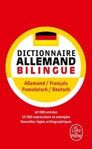 Barbara Demmler et Jürgen Boelcke - Dictionnaire allemand bilingue allemand-français : französisch-deutsch.