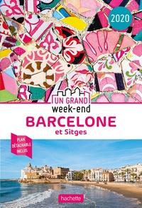 Barbara Divry - Un grand week-end à Barcelone. 1 Plan détachable