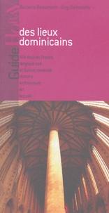 Guide des lieux dominicains- France, Belgique Sud, Suisse Romande - Barbara Estelle Beaumont |