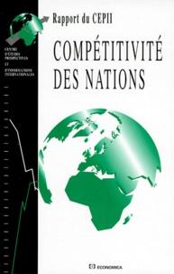 Barbara Fouquin et  Collectif - Compétitivité des nations.