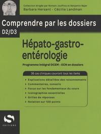 Barbara Hersant et Cécilia Landman - Hépato-gastro-entérologie et chirurgie viscérale.
