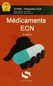Barbara Hersant et Eric Jouvent - Médicaments ECN.