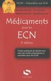 Barbara Hersant et Eric Jouvent - Médicaments pour les ECN.