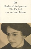 Barbara Honigmann - Ein Kapitel aus meinem Leben.