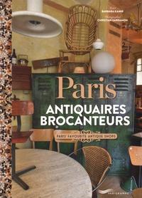 Paris antiquaires & brocanteurs - Barbara Kamir |