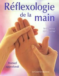 Histoiresdenlire.be Réflexologie de la main - Manuel approfondi Image