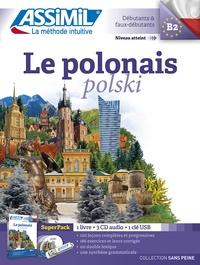 Le polonais, superpack débutants et faux-débutants B2- Avec 3 CD Audio - Barbara Kuszmider pdf epub