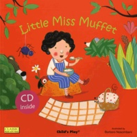 Barbara Nascimbeni - Little Miss Muffet. 1 CD audio