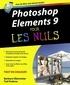 Barbara Obermeier et Ted Padova - Photoshop Elements 9 pour les nuls.