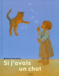 Barbara Treskatis - Si j'avais un chat.