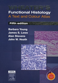Deedr.fr Wheather's Functional Histology - A Text and Colour Atlas Image