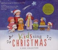 Barbour Publishing - Kids Sing Christmas. 3 CD audio