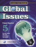 Barclay Lelievre et Mike East - Global Issues Project Organizer 5 - IB Middle Years Programme.