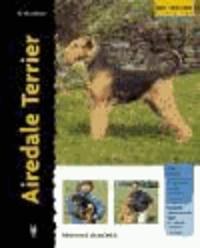 Bardi McLennan - Airedale terrier.