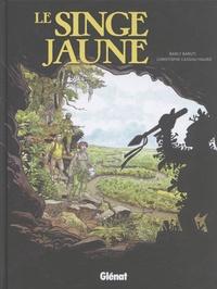 Barly Baruti et Christophe Cassiau-Haurie - Le singe jaune.