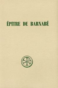 Rhonealpesinfo.fr EPITRE DE BARNABE. Edition bilingue français-grec Image
