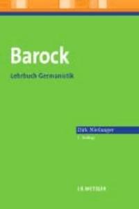 Barock - Lehrbuch Germanistik.