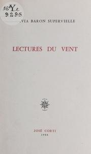 Baron - Lectures du vent ....