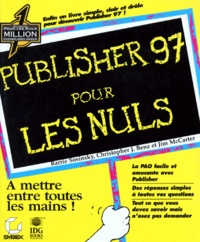 Microsoft Publisher 97 pour les nuls - Barri Sosinsky | Showmesound.org