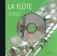 Barrie Carson Turner - La flûte. 1 CD audio