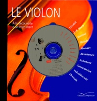 Barrie Carson Turner - Le violon. 1 CD audio