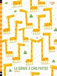 Barroux - La Girafe à cinq pattes.