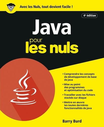 Java pour les nuls 4e édition