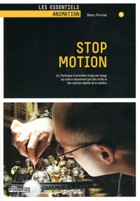 Barry J.-C. Purves - Stop motion.