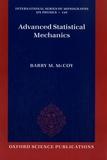 Barry McCoy - Advanced Statistical Mechanics.