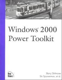 Deedr.fr Windows 2000 Power Toolkit. With CD-ROM Image