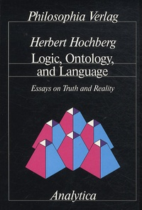 Barry Smith - Logic Ontology And Language - Essays On Truth And Reality.
