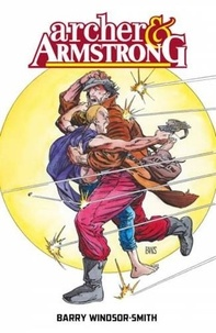 Barry Windsor-Smith - Archer & Armstrong.