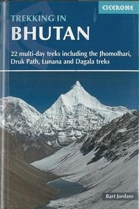 BART JORDANS - Bhutan : a trekker's guide.