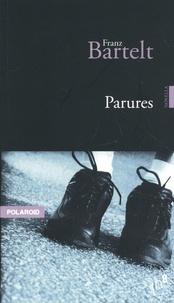 Bartelt Franz - Parures.