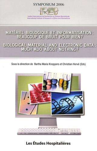 Materiel Biologique Et Informatisation Beaucoup De Bruit Pour Rien Edition Bilingue Francais Anglais