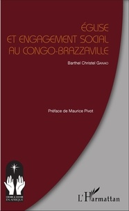 Barthel Christel Ganao - Eglise et engagement social au Congo-Brazzaville.
