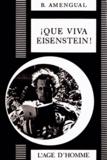 Barthélemy Amengual - Que viva Eisenstein !.