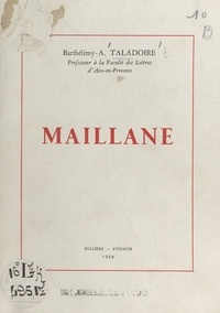 Barthélémy-Antonin Taladoire - Maillane.