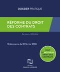Barthélémy Mercadal - Réforme du droit des contrats - Ordonnance du 10 février 2016.