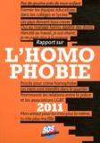 Bartholomé Girard - Rapport sur l'homophobie.