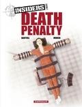 Bartoll Jean-Claude et  Munch - Insiders - Saison 2 - tome 3 - Death penalty - Death penalty.