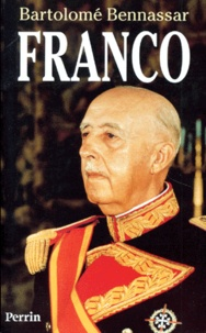 Bartolomé Bennassar - Franco.