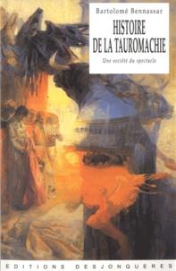 Histoiresdenlire.be Histoire de la Tauromachie - Une société du spectacle Image