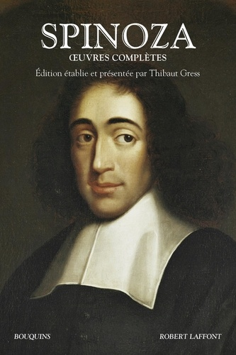 Oeuvres complètes - Baruch Spinoza - Format ePub - 9782221241592 - 19,99 €