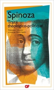 Baruch Spinoza - Oeuvres Tome 2 - Traité Théologico-Politique.