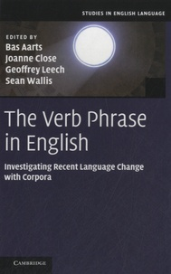 Deedr.fr The Verb Phrase in English - Investigating Recent Language Change with Corpora Image
