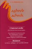 Yves Gonzalez-Quijano et  Collectif - Maghreb-Machrek N° 178 Hiver 2003-20 : L'internet arabe.