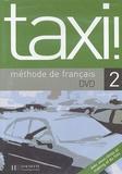 Hachette - Taxi ! 2 méthode de français - DVD.