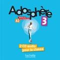 Fabienne Gallon et Katia Grau - Adosphère 3 A2. 2 CD audio